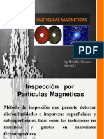 INSPECCION PARTICULAS MAGNETICAS