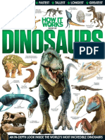How It Works Book of Dinosaurs 2015