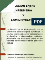 ADMINISTRACIÓN EN LOS SERVICIOS DE ENFERMERÍA.pptx