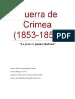 Guerra de Crimguerra de crimea