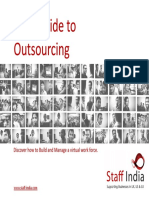 Virtual Employee Outsourcing Guide 2016 - Staff India