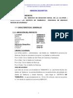 m.d. de Miraflores