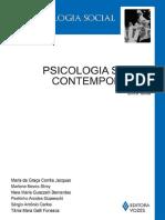 psicologia social contemporanea - maria da graca correa jacques