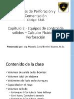 Fluidos y Cementación - 2-2