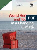 Rapport sur le patrimoine mondial et le tourisme recense les sites menacés par le changement climatique