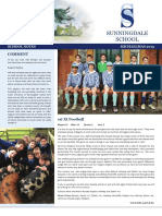School Notes Michaelmas 2015
