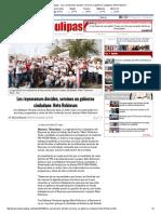 05-25-2016 Los Reynosenses Deciden, Seremos Un Gobierno Ciudadano_ Neto Robinson