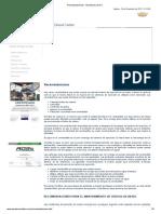 Recomendaciones - Eurotecnica S.a.C