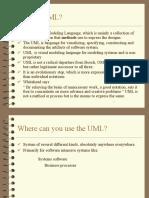 Lecture UML