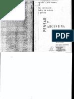 Roy Hora - Pensar La Argentina