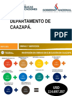 Presentacion Dpto. Caazapa 2016