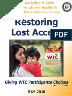 WIC 5-26-16