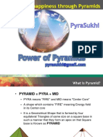 Energies and Benefits of Pyramids