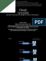 Adarsh What is Cloud