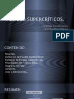 Fluidos supercriticos