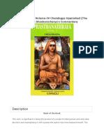 Prasthanathraya Vol 4