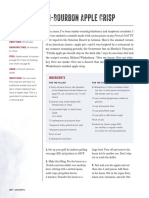 Smoked Bacon Apple Crisp Recipe PDF