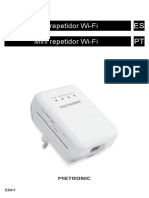 Manual de Mini-Repetidor Wifi Metronic
