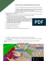 Identificacion de Peligros en Zonas de Expansion Urbana Con Restricciones