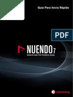 Nuendo 7Quick Start Guide Pt