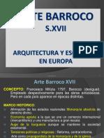 Arquitectura y Escultura Europea