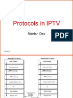 Protocols in IPTV