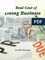 The Real Cost of Doing Business