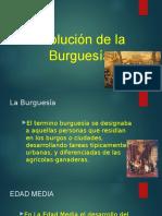 Evolución de La Burguesía POWER POINT