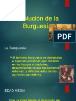 Evolución de La Burguesía POWER POINT