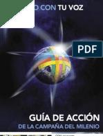 Guía de Acción de la Campaña del Milenio (versión color)