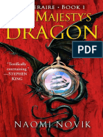 His Majesty's Dragon 50 Page Friday Complete