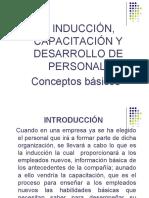 Conceptos Basicos Induccion y Entrenamiento..Desbloqueado