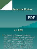 04 Professional Bodies