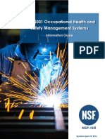 Draft ISO 45001 Guide