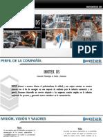 Idsfor001 - Inotek Ds - Catálogo de Soluciones