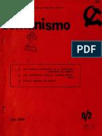 Comunismo 0-2 Julio 1970