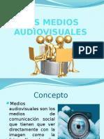 Los Medios Audiovisuales