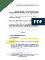 Resumo Direito Administrativo - Aula 06 (19.12.2011) - Leitura