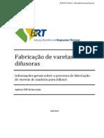 Cons 57_Fabricação de Varetas Difusoras_RTC