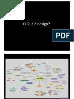 O que e Design