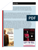 hotel rwanda and left to tell reviews