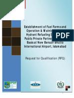 Rfq Fuel Farm Pakistan