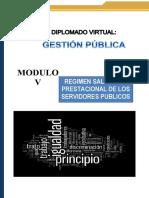 GUIA DIDACTICA 5 - Regimen Salarial y Prestacional de Los Servidores Publicos