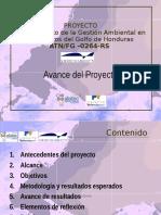 Mejoramiento de la Gestión Ambiental en los Puertos del Golfo de Honduras