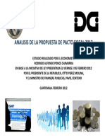 Observa c i Ones Pac to Fiscal 2012