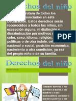 DERECHOS DE LOS NIÑOS JUAN PABLO MENDIETA.ppt