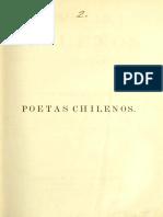 Poetas Chilenos