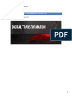3 Key Reasons Digital Transformation Projects Fail