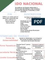 Acuerdo Nacional PERU