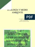 2016 Ecologia y Medio Ambiente Segunda Fase